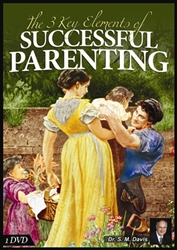 Three Key Elements of Successful Parenting (MP3 Download)