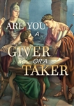 Are You a Giver or a Taker?