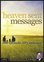 Heaven Sent Messages: Over 150 MP3s on 1 DVD - Original 2007 Collection