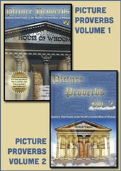 Picture Proverbs Volumes 1 & 2