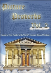 Picture Proverbs Volume 2 (Chapters 17-31)