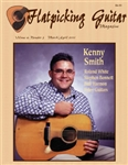 Flatpicking Guitar Magazine, Volume 4, Number 3, March / April 2000 - Kenny Smith