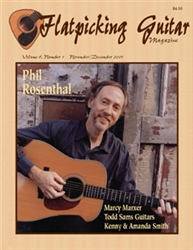 Flatpicking Guitar Magazine, Volume 6, Number 1, November / December 2001