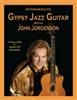 Intermediate Gypsy Jazz Guitar Book / DVD / CD - John Jorgenson