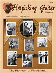 Flatpicking Guitar Magazine, Volume 11, Number 4 May / June 2007