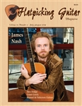 Flatpicking Guitar Magazine, Volume 12, Number 5 July / August 2008