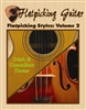 Flatpicking Styles, Volume 2 - Irish & Canadian Tunes CD-ROM