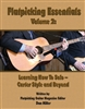 Flatpicking Essentials - Volume 2: Learning How to Solo - Carter Style and Beyond Book / audio CD by Dan Miller