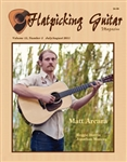 Flatpicking Guitar Magazine, Volume 15, Number 5 July / August 2011