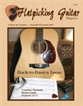 Flatpicking Guitar Magazine, Volume 16, Number 1 November / December 2011