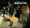 Movin' On CD - Mike Gurzi