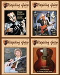 Flatpicking Guitar Magazine Back Issue Guitar Styles Package 1