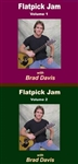 Flatpick Jam CD Package - Volumes 1 and 2 Hardcopy CDs