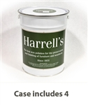 Harrell's Wax: Colorless (W011) Case of 5 Liter