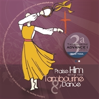 Tambourine Instruction DVD - Advance 1 (Disc 1)