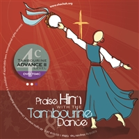 Tambourine Instruction DVD - Advance 2 (Disc 3)