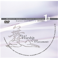 PKD010-Worship in Movement DVD & CD Instruction PKG. (SALE)