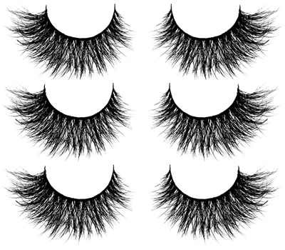 blvd beauty mink eyelash vanity flare