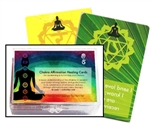 Chakra Affirmation Healing Cards