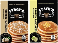 "STACK'D ""Shredded and Peeled"""