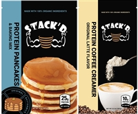 "STACK'D ""Rise and Grind"""