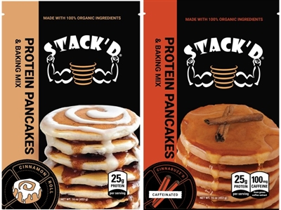 "STACK'D ""Sinfully Buzz'd"""