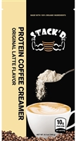 STACK'D Protein Coffee Creamer - Original Latte