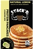 STACK'D Protein Pancakes - Natural Lemon (1 lb)