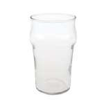 "British 1/2 pint ""Nonic"" glass w/ CE stamp."