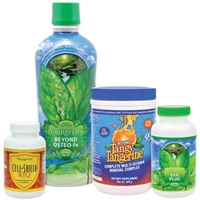 Youngevity ANTI-AGING HEALTHY BODY START PAK䋢 - ORIGINAL