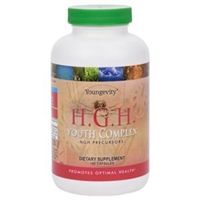 Youngevity H.G.H. Youth Complex - 180 capsules
