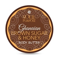Youngevity Ghanaian Brown Sugar & Honey Body Butter