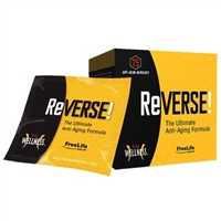 ReVERSE! supports your fight against aging with unmatched head-to-toe coverage.*  Freelife, a Youngevity brand