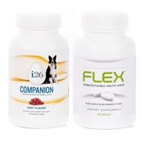 Youngevity Companion Combo Dog Chewable & Flex