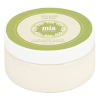 Youngevity Mia Boutique Citrus Serenity Body Butter