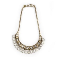 Champagne Shimmer Mialisia Necklace