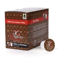 Youngevity Healthy Coffee Y Cups 100percent Colombian