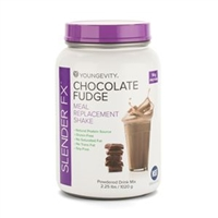 Youngevity Slender Fx Meal Replacement Shake Chocolate Fudge