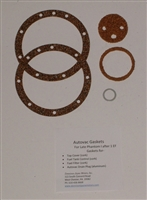 AGP1L- Auto-Vac gasket set for late P1 after 1 EF