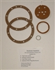 AGP2L- Auto-Vac gasket set for late P2 from 2 PY on