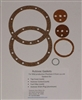 AGP2M- Auto-Vac gasket set for mid-production P2 from 1 JS to 2 PY