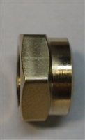 E75980 Nut for Flared Ferrule