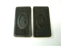 F50497 Foot Pedal Pad Set