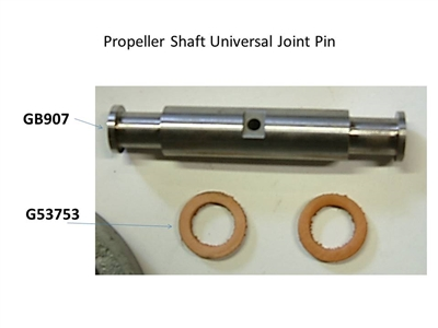 GB907 Universal Joint Pin