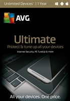 AVG Ultimate 2016 Unlimited Devices