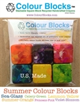 block square handcrafted safe crayons for kids