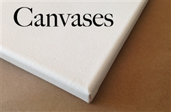 canvas for paint