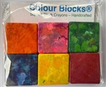 Toddler Baby Square Block Crayons