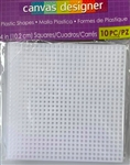 Plastic Weaving Canvas Small