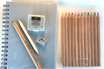 Sketch & Color Pencil Kit